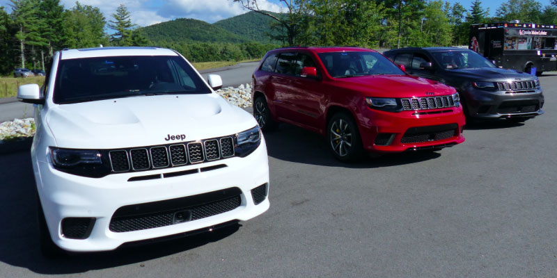 2018 Jeep Grand Cherokee Trackhawk Coming Soon to Forest Lake, MN